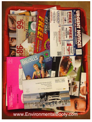 Go green with 3 easy tips to reduce junk mail.