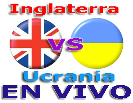 Inglaterra vs Ucrania Previa
