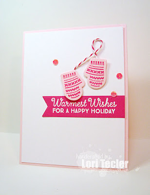 Warmest Wishes for a Happy Holiday card-designed by Lori Tecler/Inking Aloud-stamps and dies from My Favorite Things