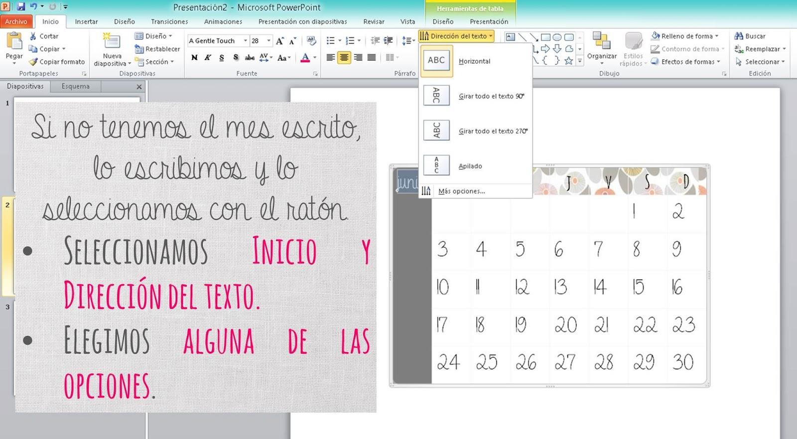 ya os he contando algunas ideas para hacer calendarios y ahora como guinda os digo cmo podis colocarlos y prepararlos para imprimir