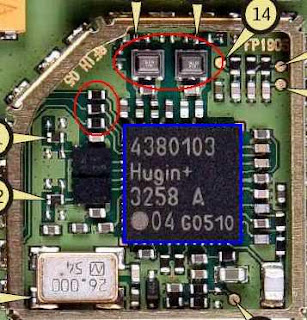 PART005 Nokia 1600 1112 1110 Signal Problem Solution