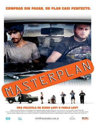 Masterplan (2012) Online