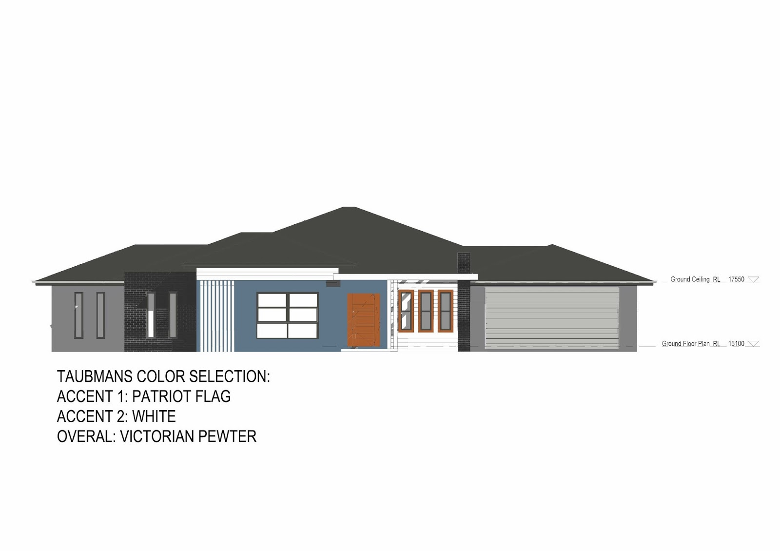 Modern Home Paint Ideas Exterior Frieze - Home Decorating ...