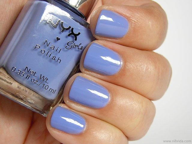 NYX Girls Nail Polish in Lapis