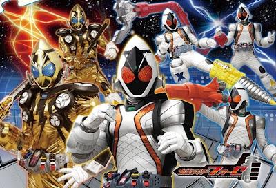 Kamen Rider Fourze Elec States