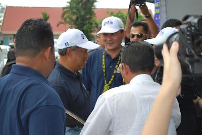 Tan Sri Muhyiddin Yassin di Himpunan Guru Muda GM1M di Sibu
