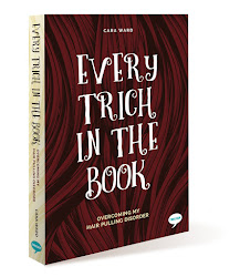 'every trich in the book' available now!