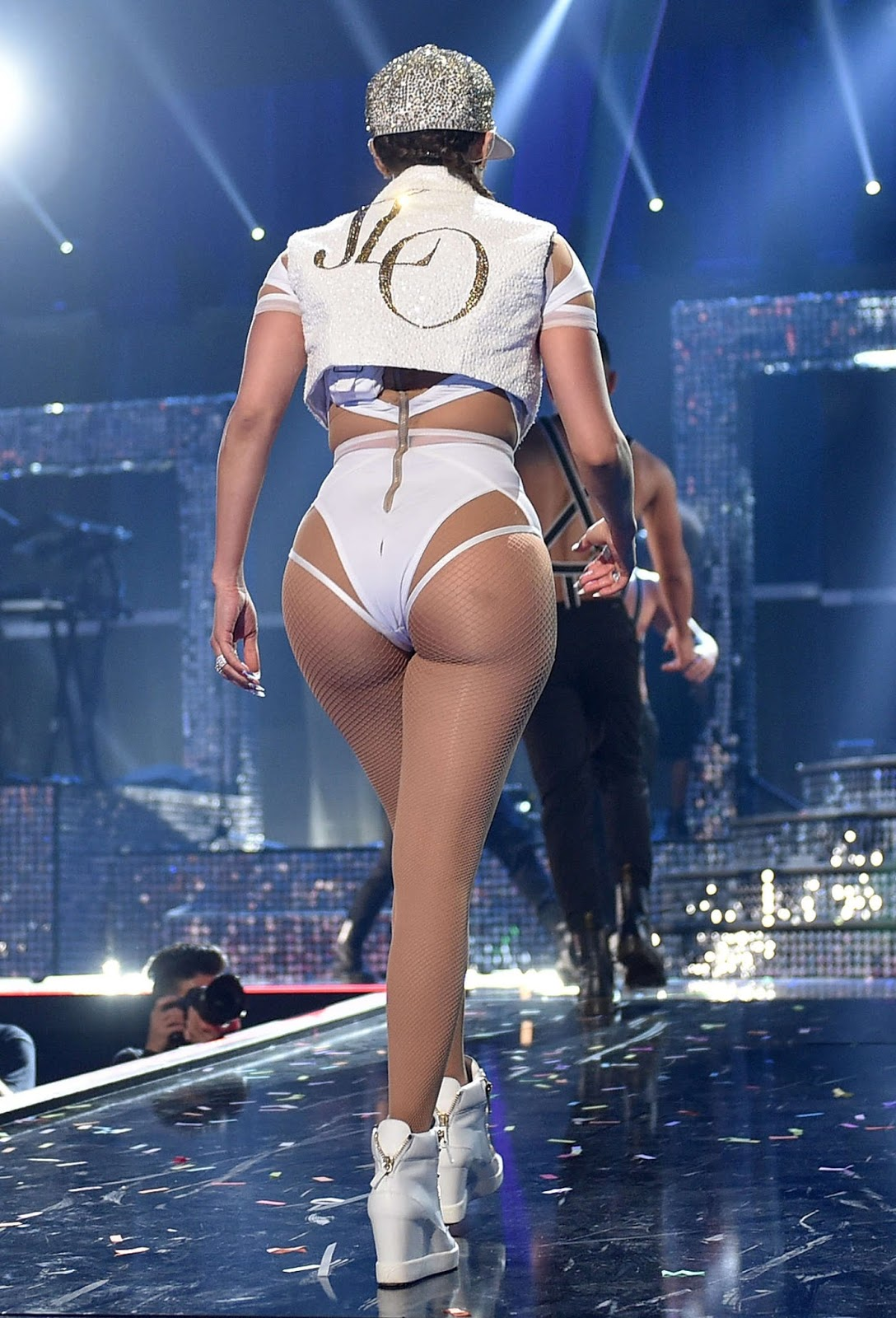 Jennifer Lopez Performing at 2015 iHeartRadio Music ... Jennifer Lopez Las Vegas