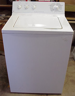ge parts washer machine