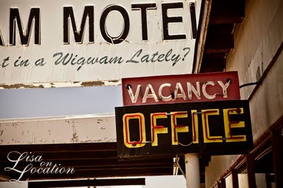 Holbrook, Arizona, Wigwam Motel, New Braunfels photography