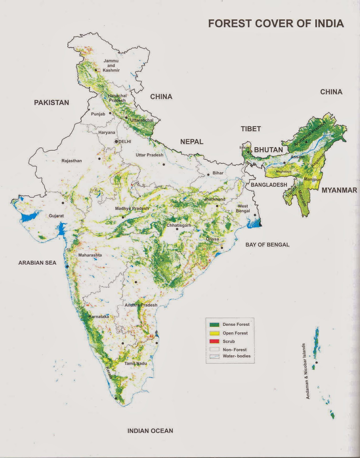 natural vegetation of india There is a succession of natural vegetation belts in the same order from the tropical to the tundra region  natural vegetation in india.