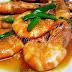 Shrimp with Garlic and Tomato