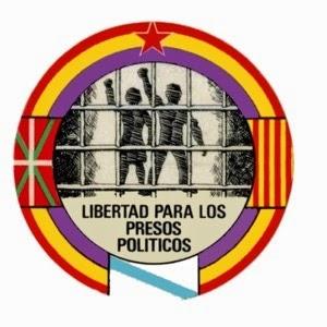 Fuera presas y presos comunistas de las cárceles españolas
