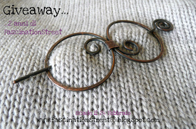 giveaway di fascination street - scade 24/2