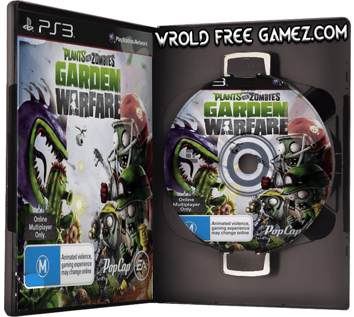 Funny Vidoes Plants Vs Zombies Garden Warfare Ps3 Download Free Games