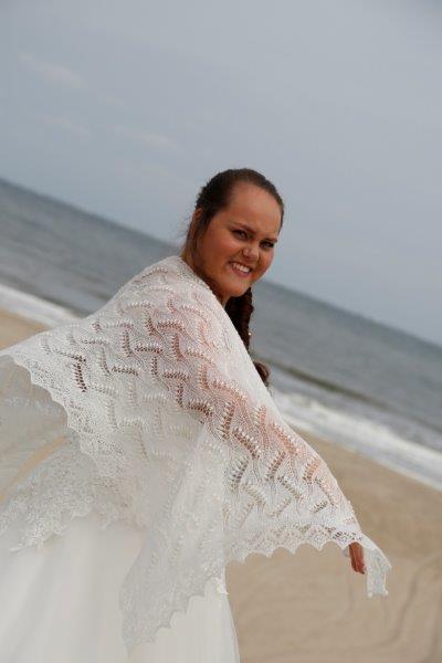 Dank je wel bruid voor de mooie foto!