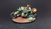 KUM MOTORIZED TROOPS - HAQQISLASM - INFINITY THE GAME 3