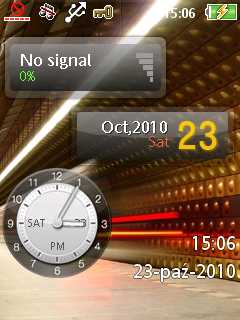 Sony Ericsson Widget Suite