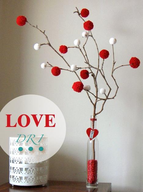 Decora recicla imagina decorando por san valent n for Decoracion san valentin