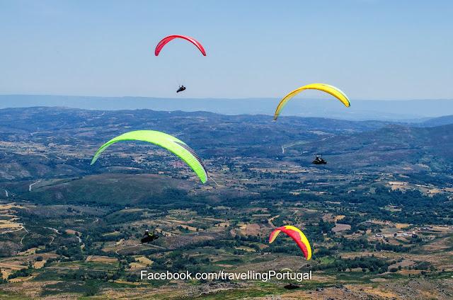 Paragliding_Serra_do_Larouco