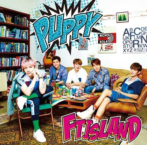 [Single] FTISLAND – PUPPY (2015.09.16/MP3/RAR)