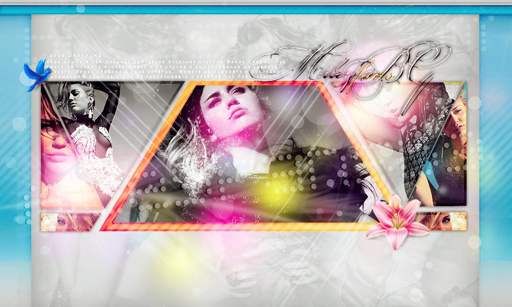 Miley-Fans-BG ♥
