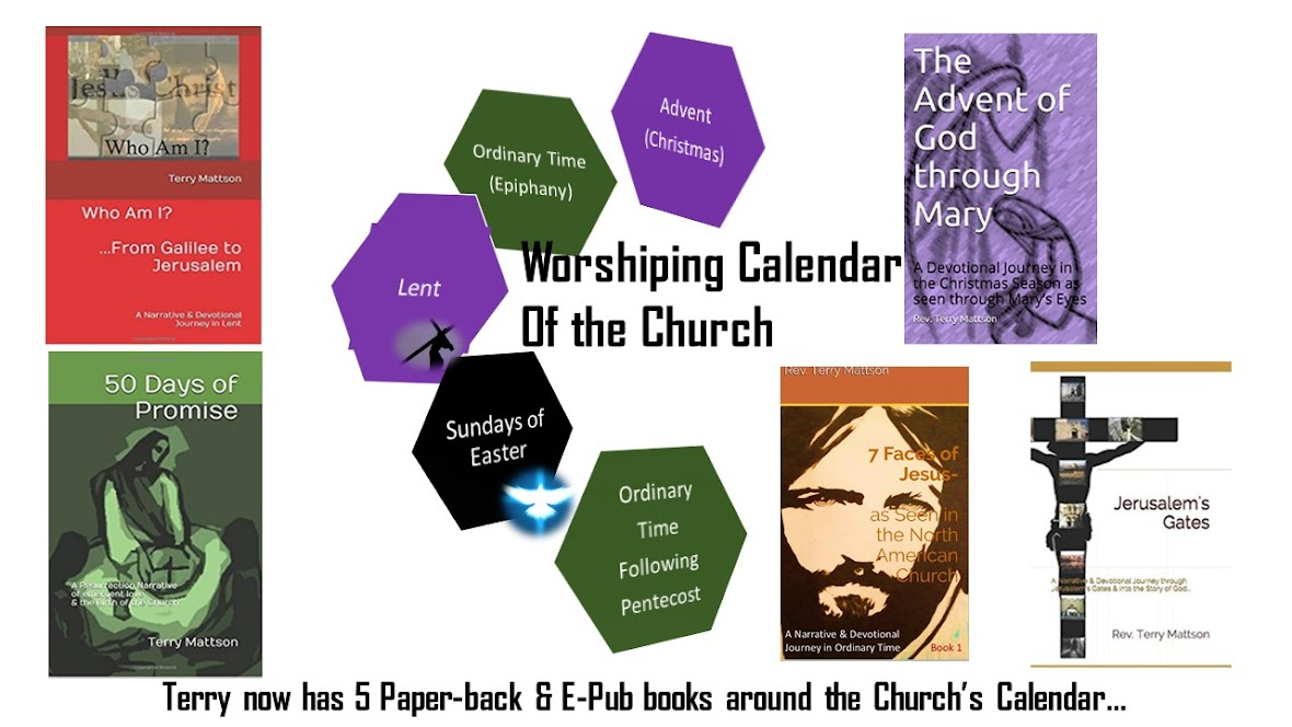 Devotional &Narrative Journeys through the Calendar of the Church
