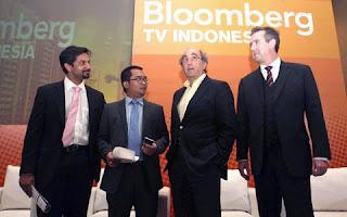 Bloomberg TV Indonesia akan Mengudara Mei 2013