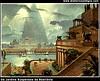 pintura dos jardins suspensos da Babilônia
