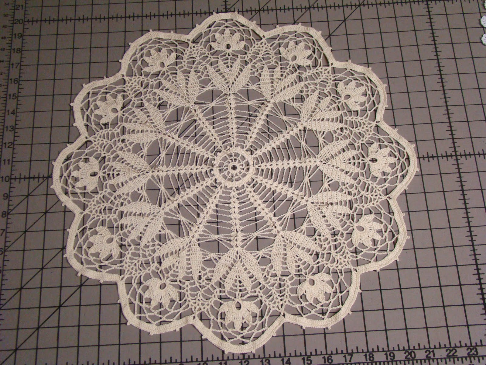 Free crochet doily patterns instructions pakbit for doilies free patterns patterns gallery bankloansurffo Images