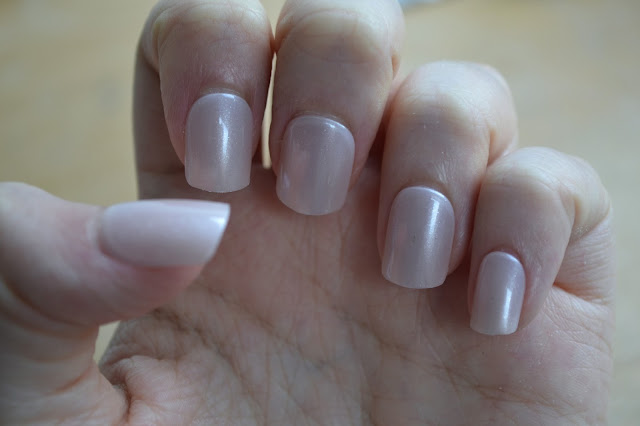 What the imPRESS Press-on Manicure nails look like on