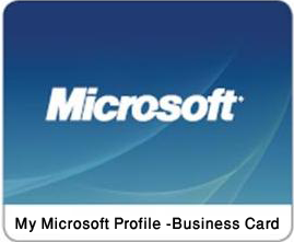 Fadi Abdulwahab's business card at microsoft