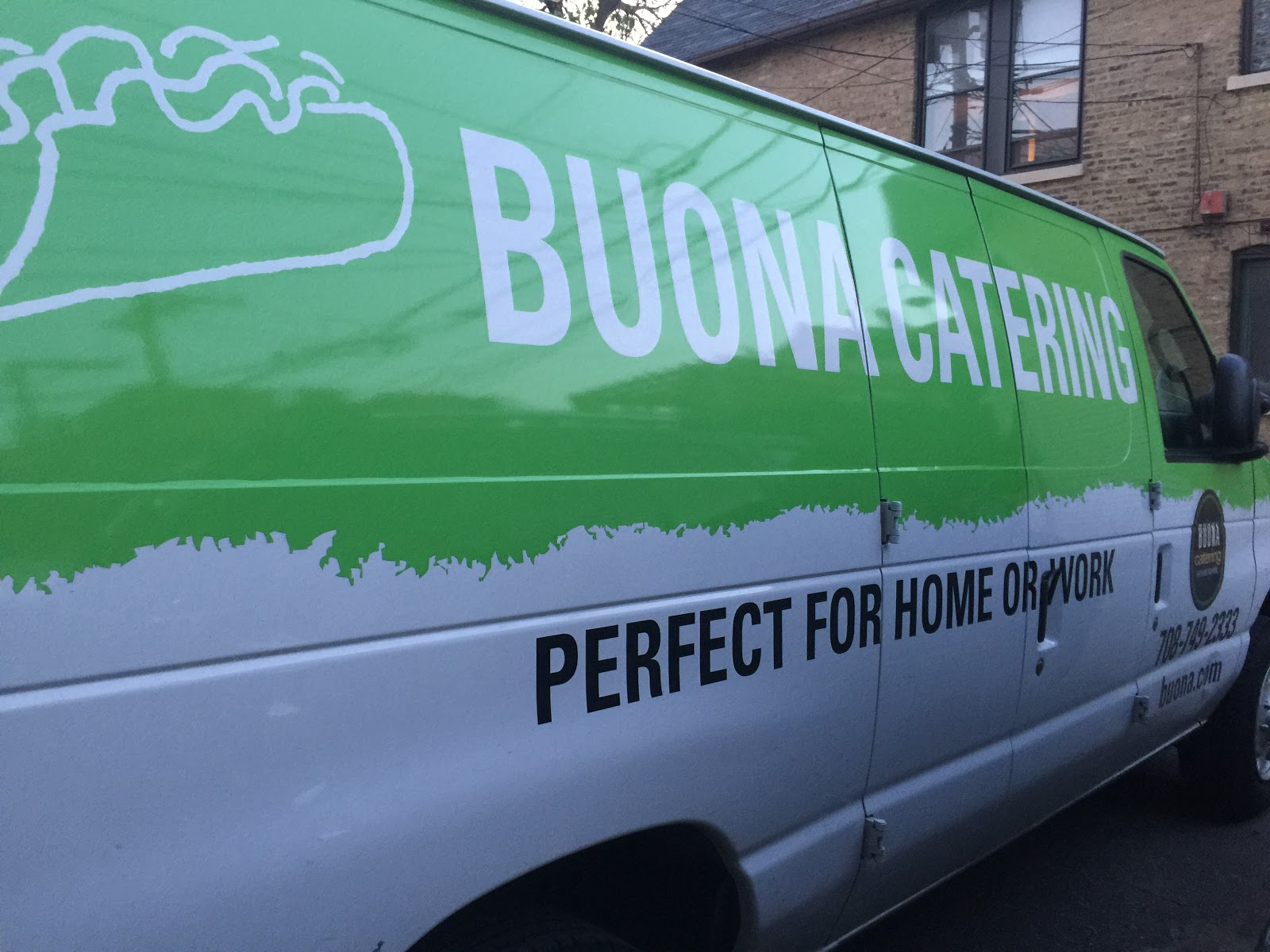Buona beef catering coupons