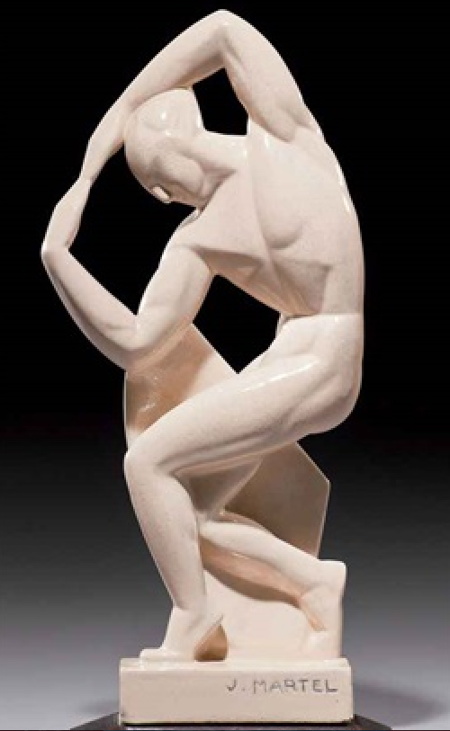 Danseur Malkovsky (1925)