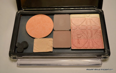 Inside unii palette filled