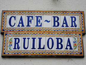 CAFE BAR  - RUILOBA
