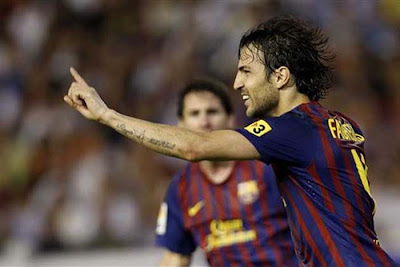 Valencia 2 - 2 Barcelona (3)