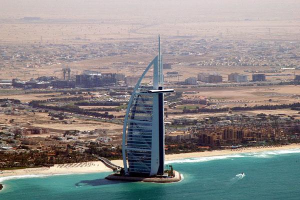 Famous Burj Al Arab