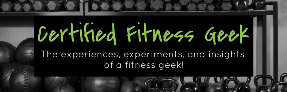 Certified Fitness Geek
