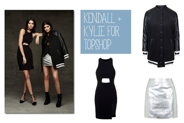 Kendall and Kylie x Topshop Holiday 2015 Lookbook