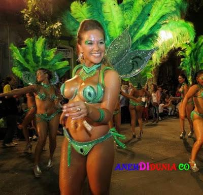 Festival Bikini Di Montevidio Uruguay
