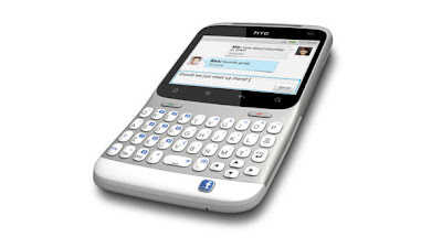 Facebook phone - HTC Myst