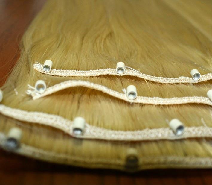 Rogue Hair Extensions Micro Link Micro Loop Bead Hair Extensions