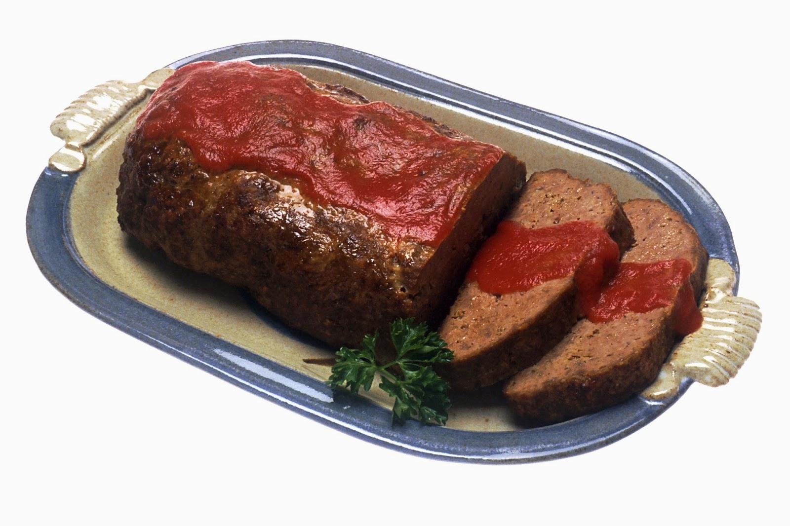 Pastel de Carne Molida con Tocino