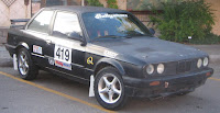 BMW Rally Racd
