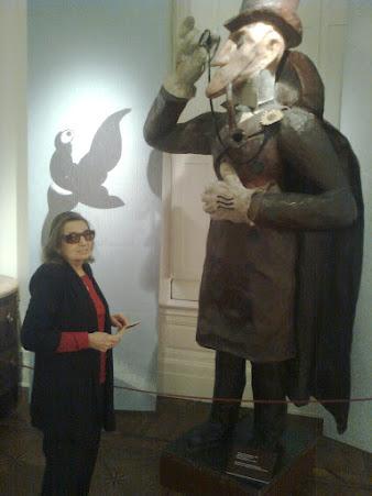 Museo Larreta - Exposición José Bonomi y El Séptimo Círculo