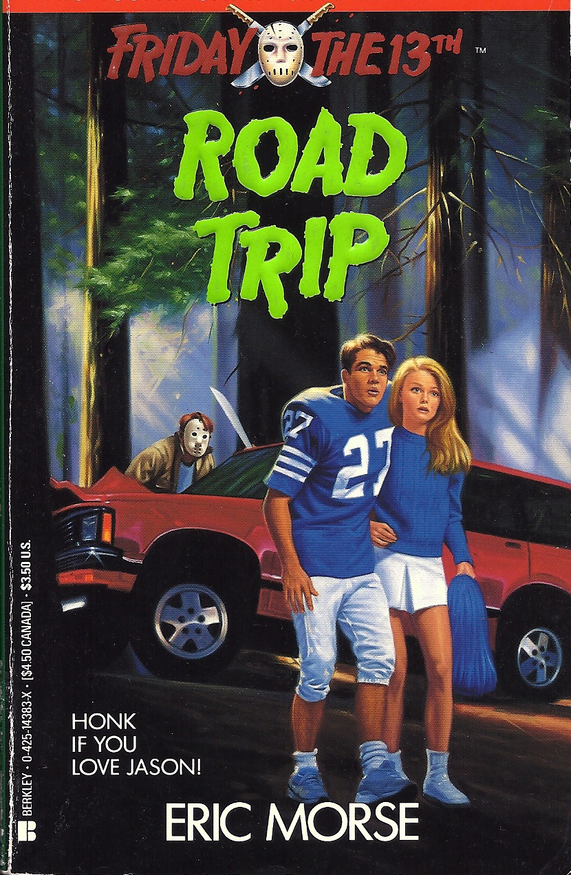 Road Trip, a young adult fiction FictionPress