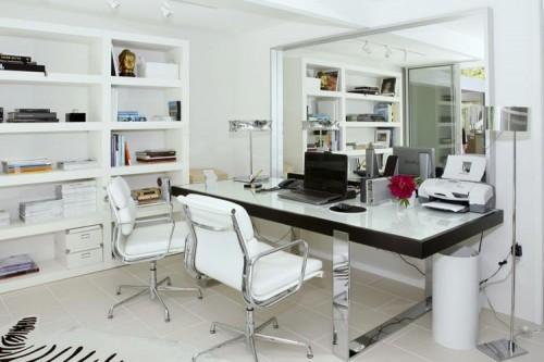 O Home Office Está Se Fazendo Presente Nas Residências, Veja Algumas Ideias  De Decoração.