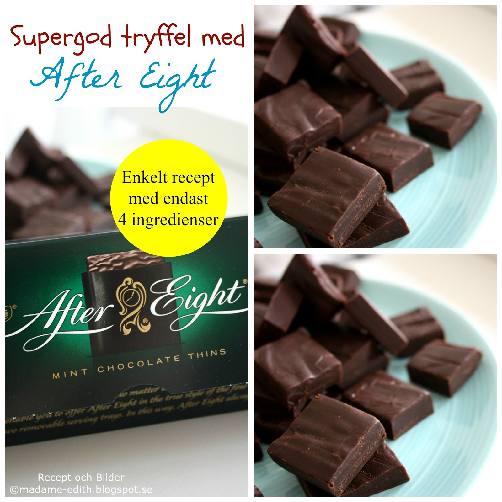 after eight choklad