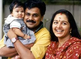 Dileep-Manju-Family Pictures-2